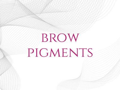 Brow Pigments