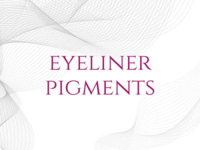 Eyeliner Pigments